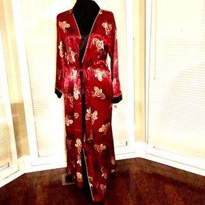 Jones New York Kimono Robe NWT